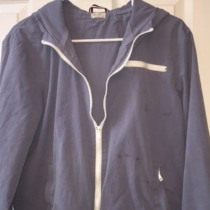 BM purple jacket